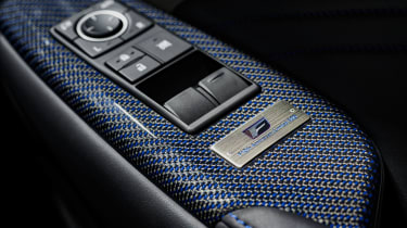 Lexus RC F 10th Anniversary detail