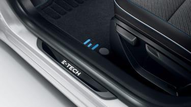 Renault Clio E-Tech Hybrid door sills