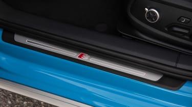 Audi S4 saloon door sills