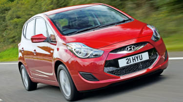 Hyundai ix20 front