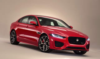 2019 Jaguar XE - front