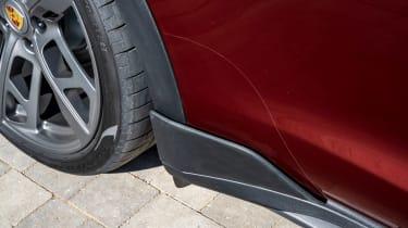 Porsche Taycan Cross Turismo side sills