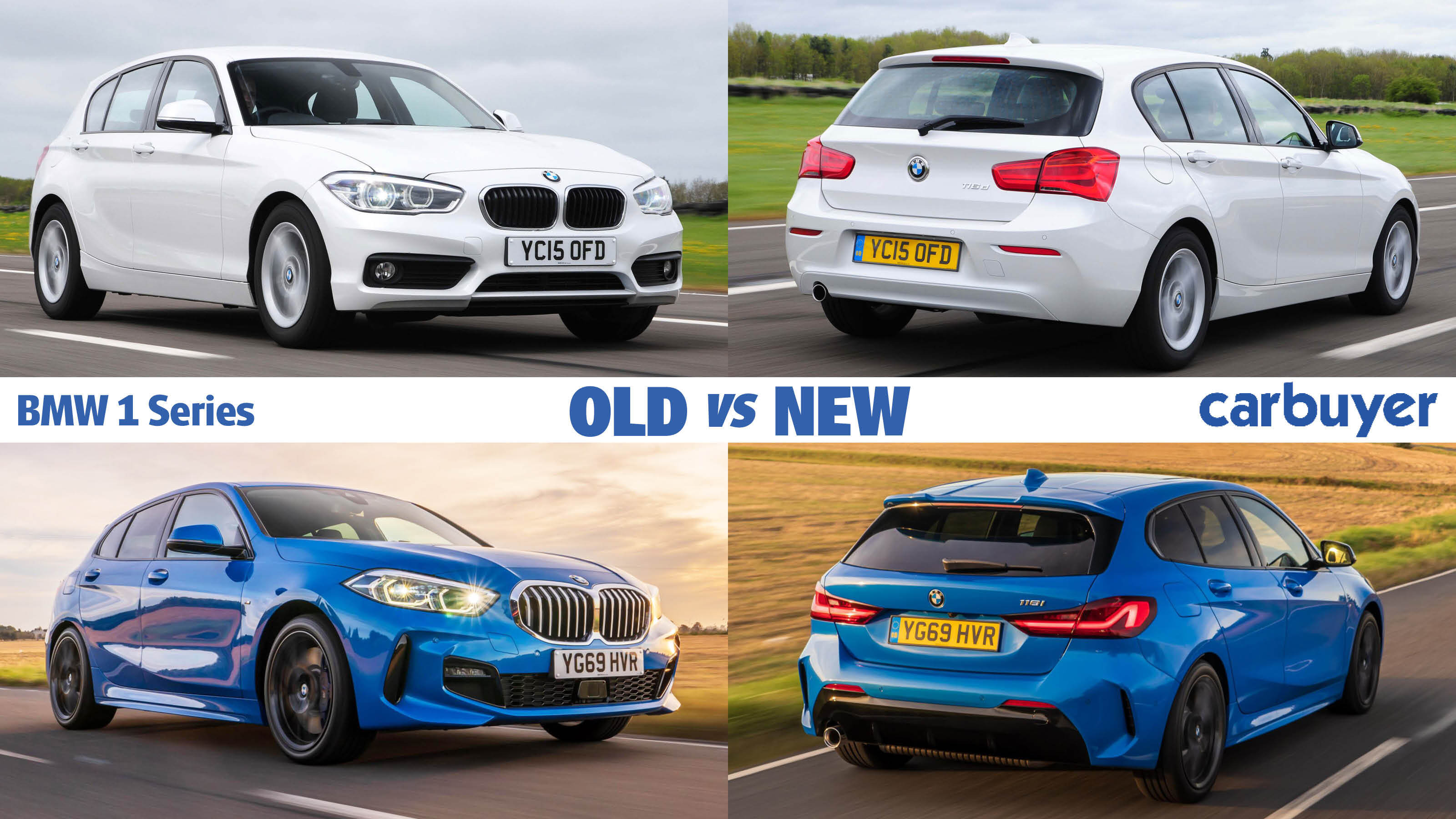 Bmw 1 Series Old Vs New Carbuyer
