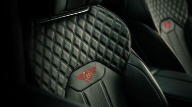 2020 Bentley Bentayga SUV - seat upholstery