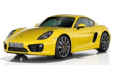 The second-generation Porsche Cayman was a serious enthusiast's car...