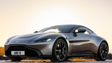 Aston Martin Vantage Coupe 2020 Review Carbuyer