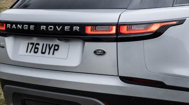 Range Rover Velar SUV rear lights
