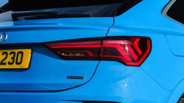Audi Q3 Sportback SUV - rear light