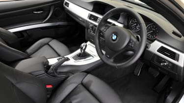 BMW 3 Series Coupe -  interior