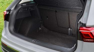 Volkswagen Tiguan SUV boot