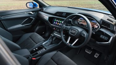 Audi Q3 Sportback SUV - interior