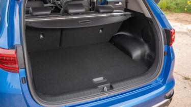 Kia Sportage SUV boot