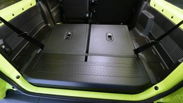 Suzuki Jimny SUV boot floor
