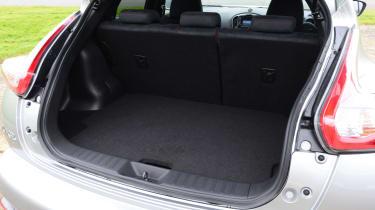 Nissan Juke Nismo RS - boot