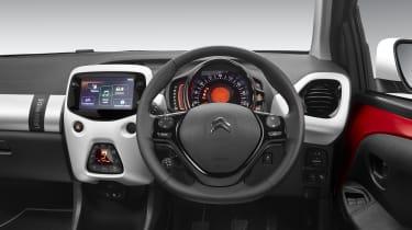 Citroën C1 Urban Ride - interior