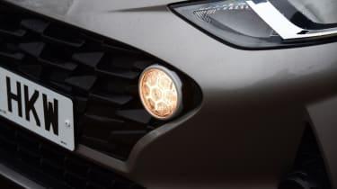 Hyundai i10 hatchback fog lights