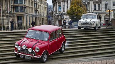 Famous for its tongue-in-cheek action, The Italian Job is a surefire favourite for car lovers.