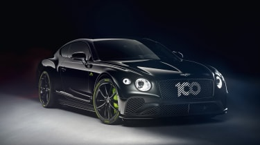Bentley Continental GT Limited Edition - black