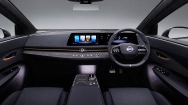 Nissan Ariya concept interior