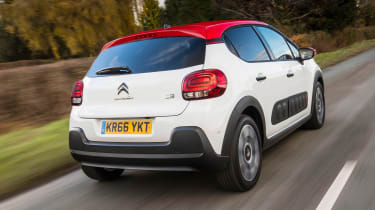 Its quirky design owes more to the Citroen C4 Cactus crossover