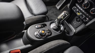 MINI Electric - Centre console/gearstick