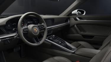 Porsche 911 Carrera 4 Coupe - Interior dashboard