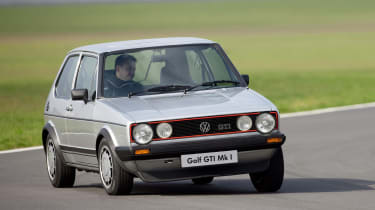 Much imitated, and arguably never bettered, the VW Golf GTI caused an absolute sensation on its arrival in the 70s
