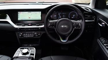 Kia e-Niro - dashboard