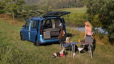 2020 Volkswagen Caddy California - static