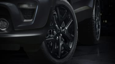 Jeep Renegade Night Eagle - alloy wheels