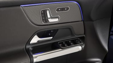 2019 Mercedes GLB - electric seating controls