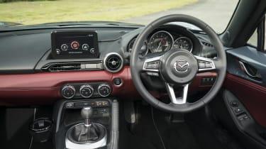 2020 Mazda MX-5 GT Sport Tech - interior