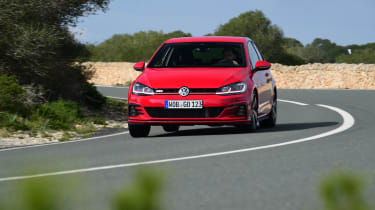 Precise steering and responsive suspension ensures big smiles for the driver