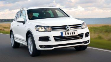 Volkswagen Touareg SUV 2013 main