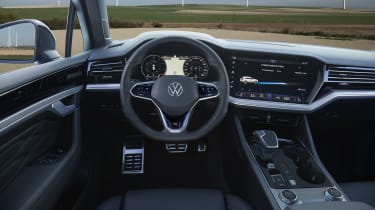 Volkswagen Touareg R interior