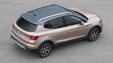The Arona is available in SE, FR and Xcellence trim levels, with extra feature packs available for all three.