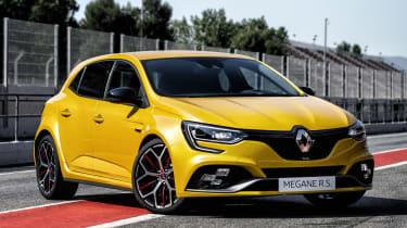 Renault Megane R.S. Trophy