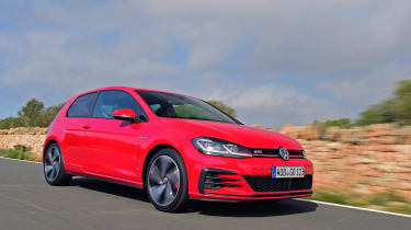 The Volkswagen Golf GTI is a hot hatchback with a pedigree spanning four decades
