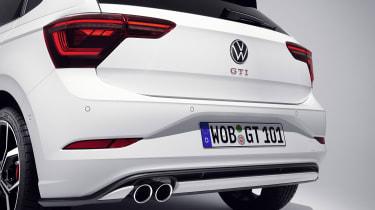 2021 Volkswagen Polo GTI - rear details