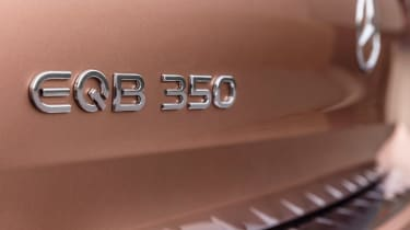 2021 Mercedes EQB
