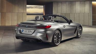 BMW Z4 rear