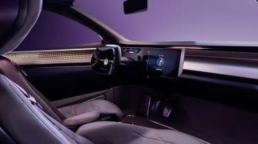2021 Volkswagen ID. Roomzz - interior view