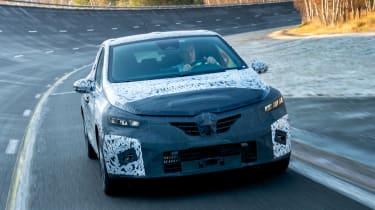Renault Clio prototype review corner