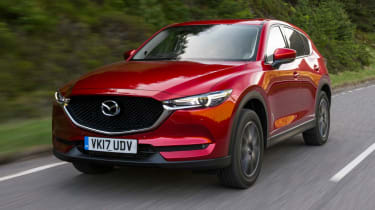 The latest Mazda CX-3 is all-new for 2017
