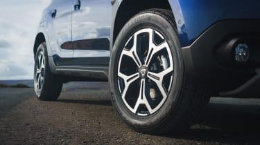 Dacia Duster Prestige alloy wheel