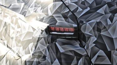 2021 Peugeot 308 prototype - rear lights close up