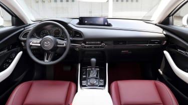 Mazda CX-30 100th Anniversary - interior