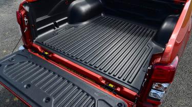 Mitsubishi L200 pickup load bed