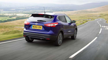 All its engines are good, but our favourite is the 1.5-litre diesel, which can achieve 74mpg