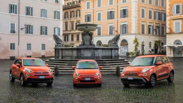 2021 Fiat 500 Cult